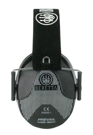 Beretta Black Ear Muffs