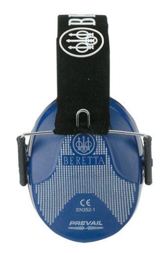 Beretta Blue Ear Muffs