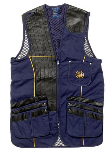 Beretta Classic Gold Vest Midnight Blue
