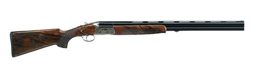 Bettinsoli Mk 4 Silver 12Ga 30+quot Shotgun