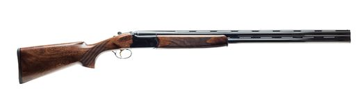 Bettinsoli X Trail Black 12Gauge 30+quot Under + Over Shotgun