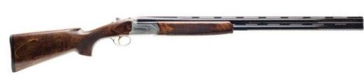 Bettinsoli X Trail Silver 12Gauge 30 Under + Over Shotgun