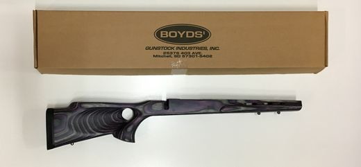 Boyd Howa 1500 F Weight Short Action Royal Thumbhole Stock