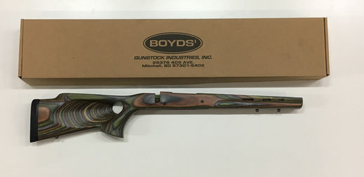 Boyd Howa 1500 F Weight Short Action Thumbhole Stock