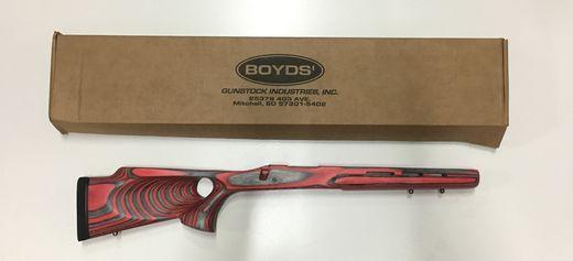 Boyd Remington BDL SA Varmint Thumbhole Applejack Stock