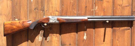 Browning B25 B2G 12Gauge  Under + Over Shotgun