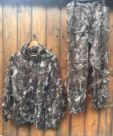 Bushmaster Silent 3D Camouflage  Suit