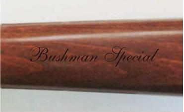 CZ 455 Bushman Special RED 22LR Rifle
