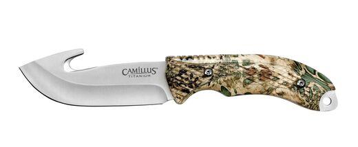 Camillus Veil 9+quot Gut Hook Fixed Blade Knife