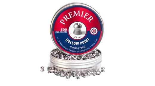 Crosman Hollow Point 22Cal Pellets Qty 500