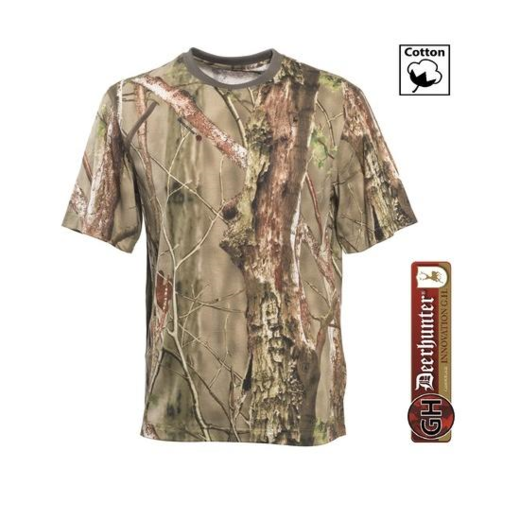 DeerHunter GH Stalk Short Sleeve Camo TShirt