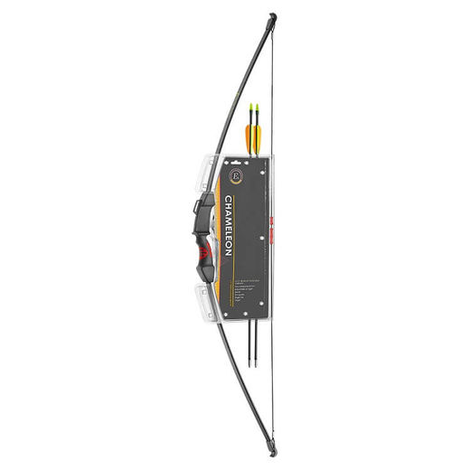 EK Archery Research Chameleon 10 15lbs Longbow Set