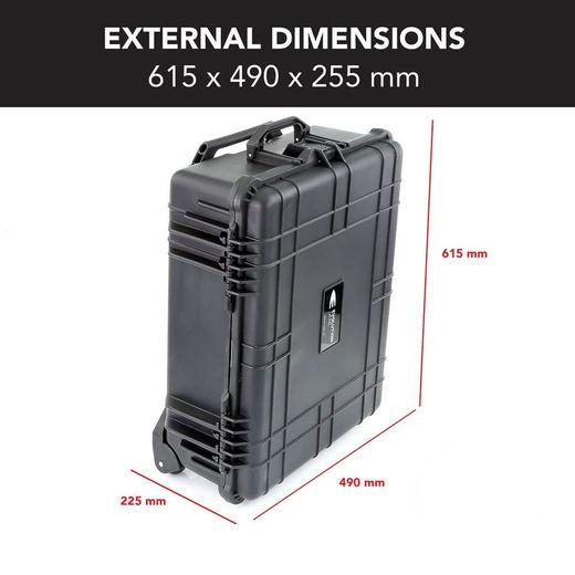 Evolution Gear Trolley Hard Case 5525