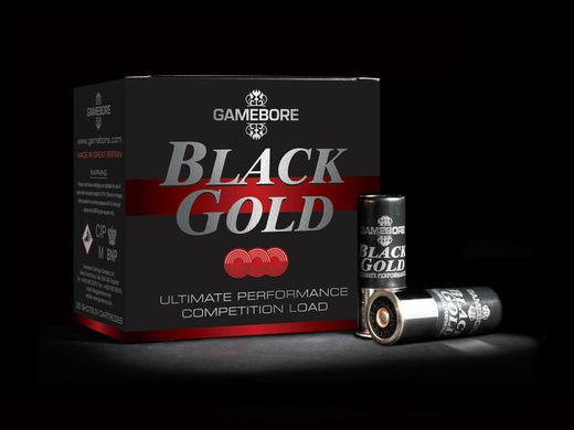 Gamebore Black Gold 12Ga 28Gram 8 Qty 25 Packet