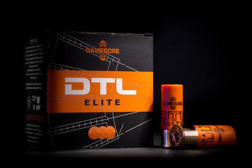 Gamebore DTL Elite 12Ga 28Gram 712 Qty 25 Packet