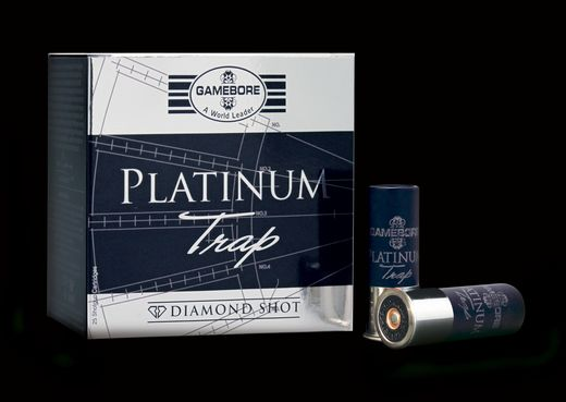 Gamebore Platinum Trap 12Ga 28Gram 712 Qty 25 Packet