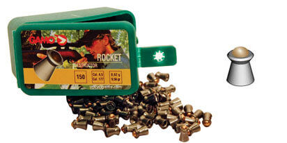 Gamo Rocket 22Cal Air Rifle Pellets Qty 100
