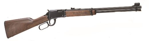 Henry22lr Lever Action 15 Shot Rifle