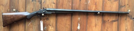 Holloway + Co Field 12Gauge SxS Shotgun