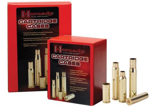 Hornady 22 250Rem Unprimed Brass 50 Pack