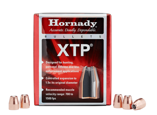 Hornady 32Cal 312 85Gn XTP 100 Pack Projectiles