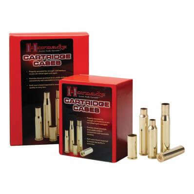 Hornady 7mm08Rem Unprimed Brass Qty 50