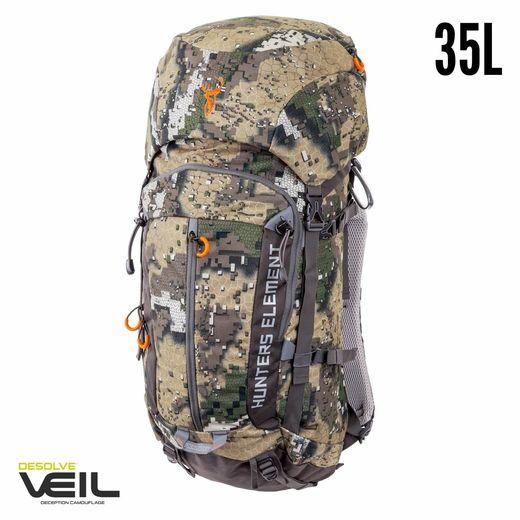 Hunters Element Boundary Pack Desolve Veil