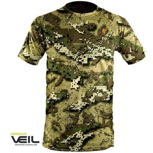 Hunters Element Prime Summer Tee Veil
