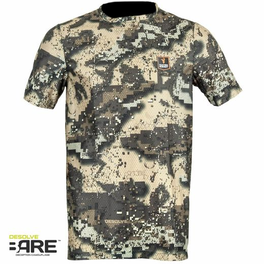 Hunters Element Reaper Tee Desolve Bare
