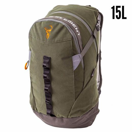 Hunters Element Vertical Back Pack Forest Green