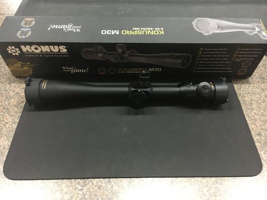 Konus Pro M30 65 25x44 SF Illuminated Reticle Scope