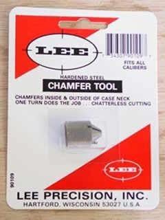 LEE Chamfer Tool Fits All Calibers