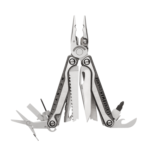 Leatherman CHARGE + TTI Wih Nylon Button Sheath