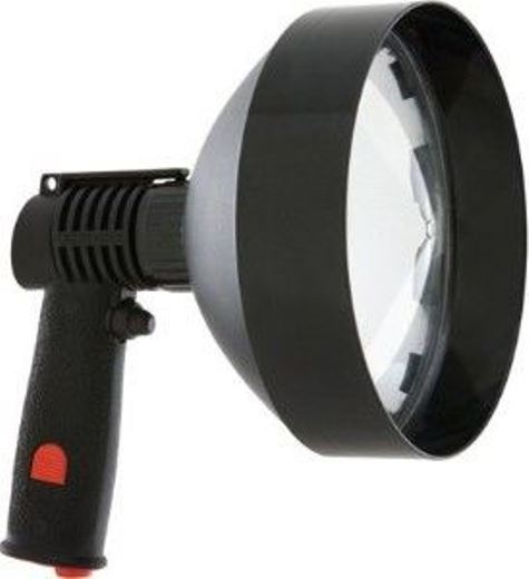 Lightforce 170mm Striker Battery Clips Spotlight