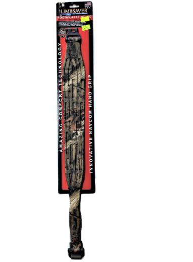 Limbsaver Kodiak Lite Rifle Sling   Mossy Oak Camo