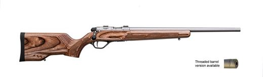Lithgow LA101 Crossover 22LR Laminated  Stainless