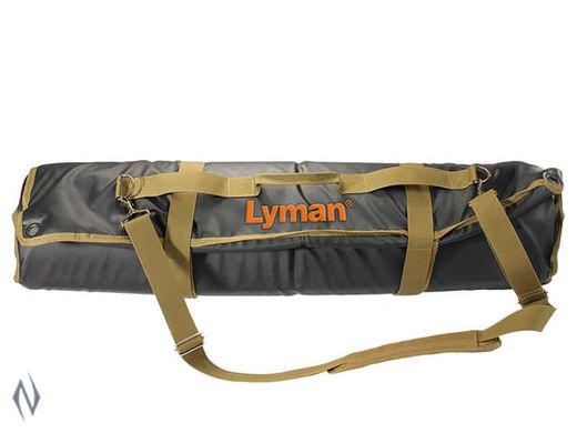 Lyman Long Range Shooting TAC Mat Heavy Duty  Black