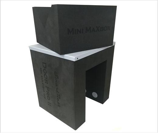 MAXBOX Door Pro Foam + Magnetic Door Rest
