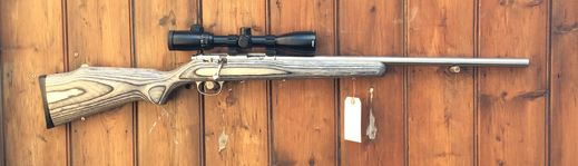 Marlin XT 17VRL 17HMR Scoped Bolt Action Rifle