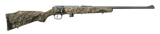 Marlin XT 22RC Blued Camo 22LR Bolt Action Rifle
