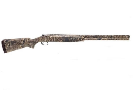 Miroku MK 70 Game 12Ga Camo Under + Over 30+quot Shotgun