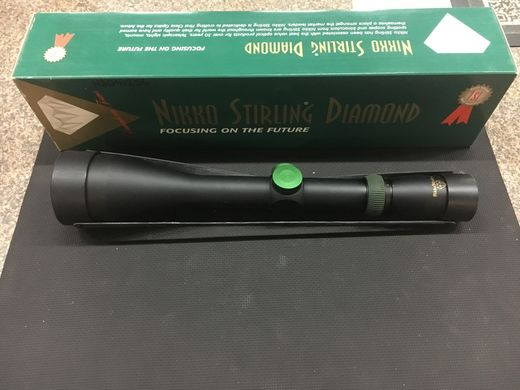 Nikko Stirling Diamond 4 12x56 Scope