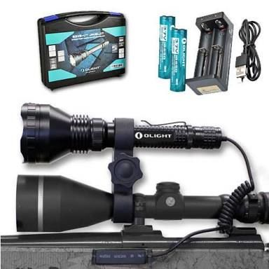 Olight M3XS LED Torch Hunters Kit