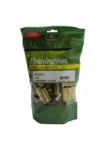 Remington 45Colt Unprimed Brass Qty 100