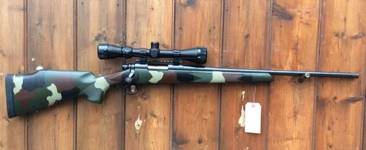 Remington 700 308Win Scoped Rifle