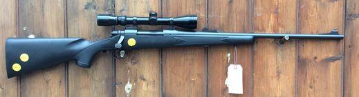 Remington 700 BDL 270Win Scoped Rifle