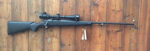 Remington 700 SPS 300WinMag Scoped Bolt Action Rifle