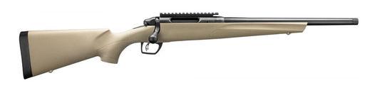 Remington 783 HBT 308Win Flat Dark Earth Threaded Barrel