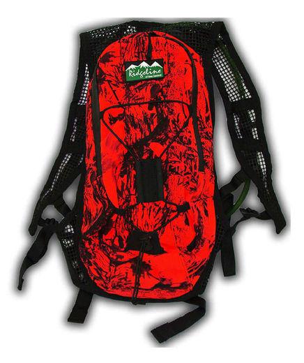 Ridgeline Compact Hydro Blaze Camo Backpack With Bladder