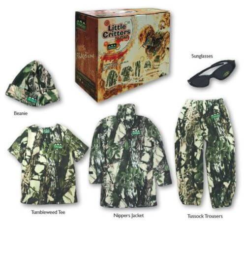 Ridgeline Little Critters Pack